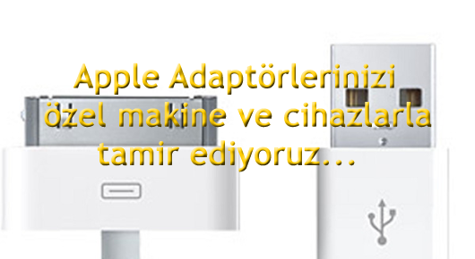 Apple Adapt�rleri